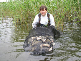 Angling Reports - 01 August 2008