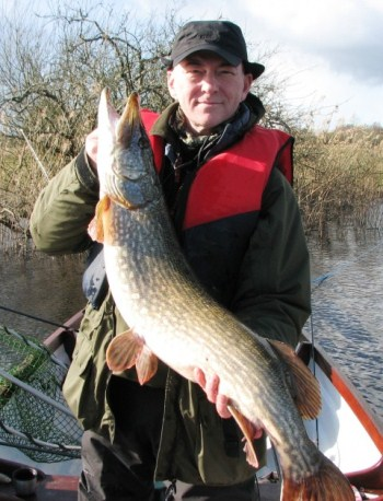Angling Reports - 10 March 2012