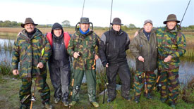 Angling Reports - 10 October 2009