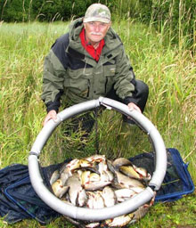 Angling Reports - 11 August 2010