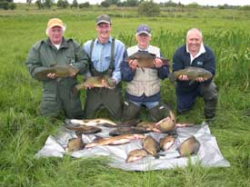 Angling Reports - 12 July 2006