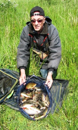 Angling Reports - 13 July 2013
