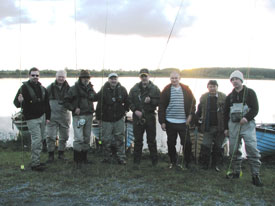 Angling Reports - 14 October 2008