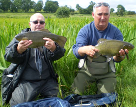 Angling Reports - 14 July 2008