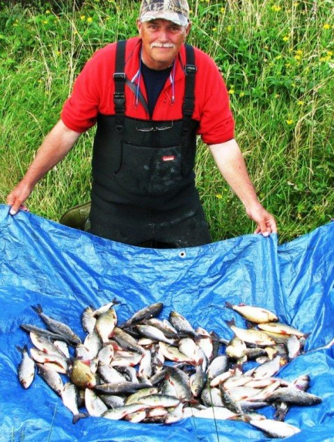Angling Reports - 14 August 2012