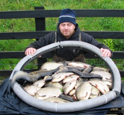 Angling Reports - 15 April 2012