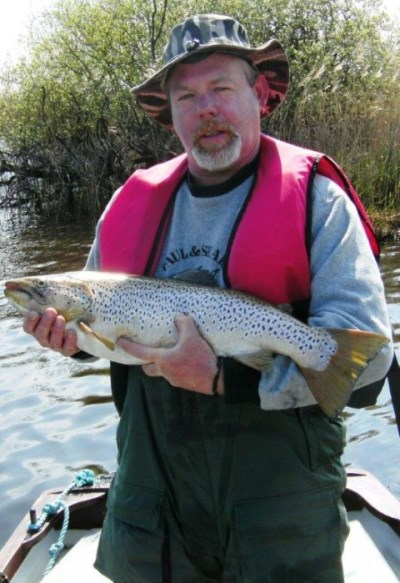Angling Reports - 15 April 2014