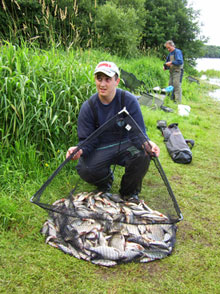 Angling Reports - 15 July 2007