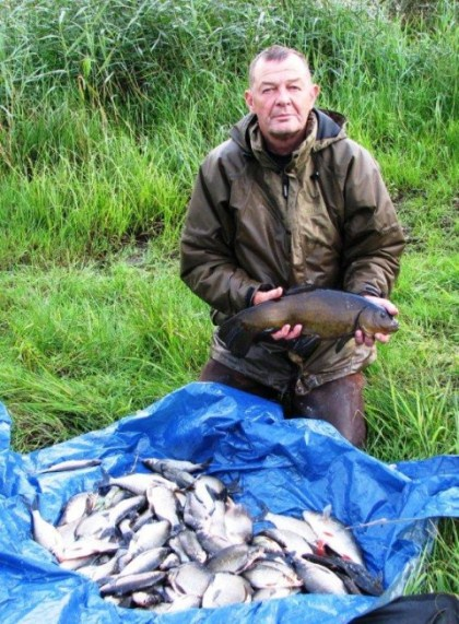 Angling Reports - 15 August 2012