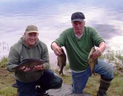 Angling Reports - 15 August 2013
