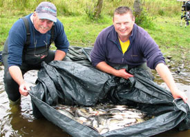 Angling Reports - 15 September 2009