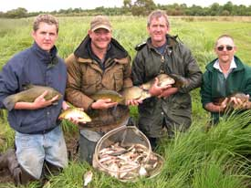 Angling Reports - 16 August 2006