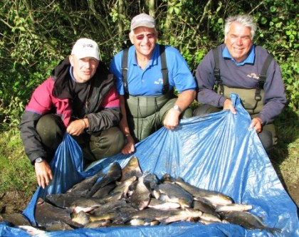 Angling Reports - 17 September 2012