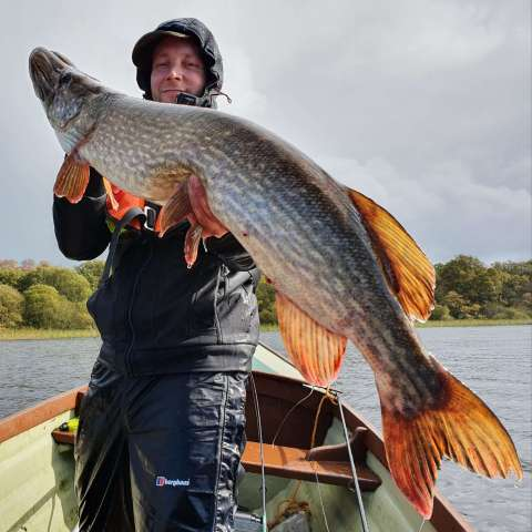 Angling Reports - 18 October 2019