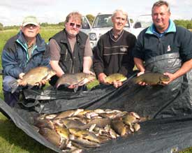 Angling Reports - 18 August 2006