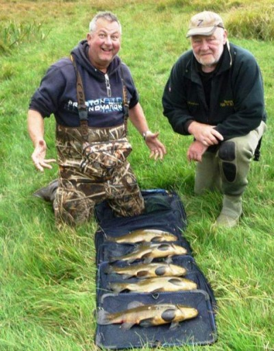 Angling Reports - 18 August 2011