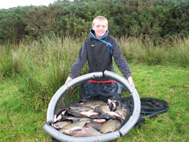 Angling Reports - 19 August 2010
