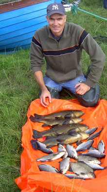 Angling Reports - 19 September 2007