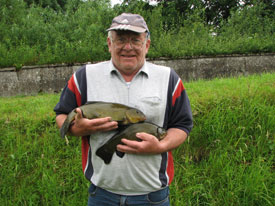 Angling Reports - 02 August 2009