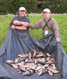 Angling Reports - 20 June 2007