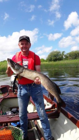 Angling Reports - 21 July 2016