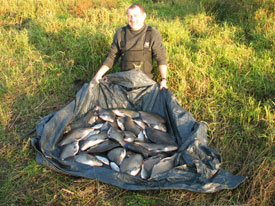 Angling Reports - 22 October 2007