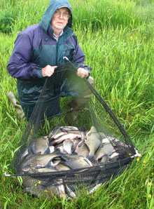 Angling Reports - 23 July 2008