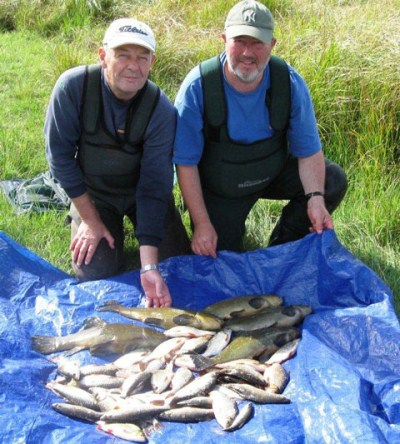 Angling Reports - 23 August 2011