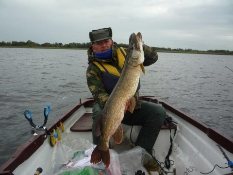 Angling Reports - 25 October 2013