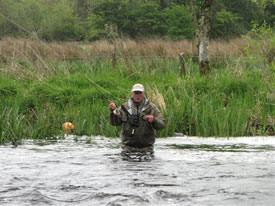 Angling Reports - 25 April 2009