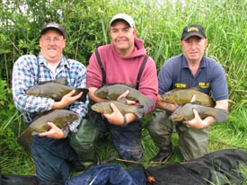 Angling Reports - 25 June 2008