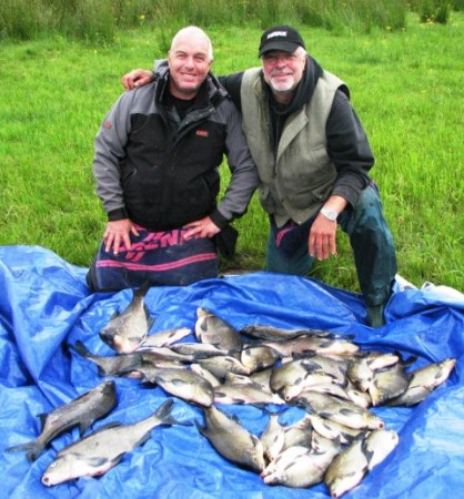Angling Reports - 25 July 2013