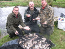 Angling Reports - 25 April 2007