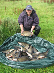 Angling Reports - 03 September 2008