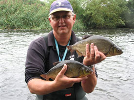 Angling Reports - 03 September 2009