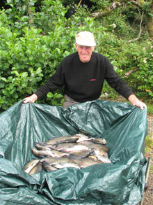 Angling Reports - 30 July 2008