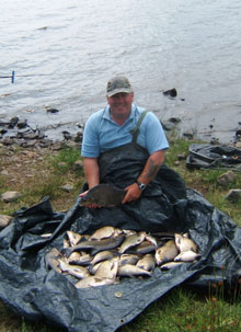 Angling Reports - 30 July 2009