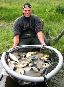 Angling Reports - 04 July 2009