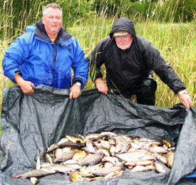 Angling Reports - 04 August 2010