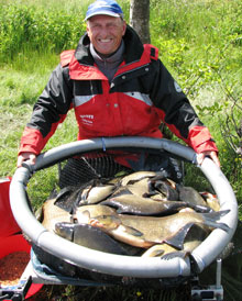 Angling Reports - 05 July 2009