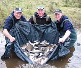 Angling Reports - 07 October 2009