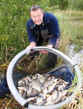 Angling Reports - 07 October 2010