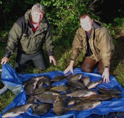 Angling Reports - 07 August 2012