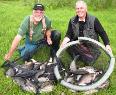 Angling Reports - 07 August 2013
