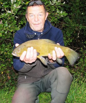 Angling Reports - 08 October 2010