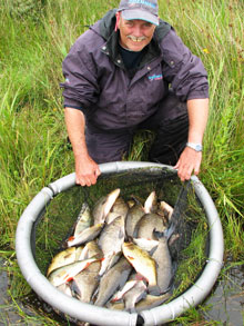 Angling Reports - 08 September 2009