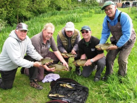 Angling Reports - 09 June 2015