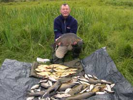Angling Reports - 09 August 2006