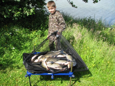 Angling Reports - 06 July 2011