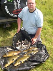 Angling Reports - 11 August 2005